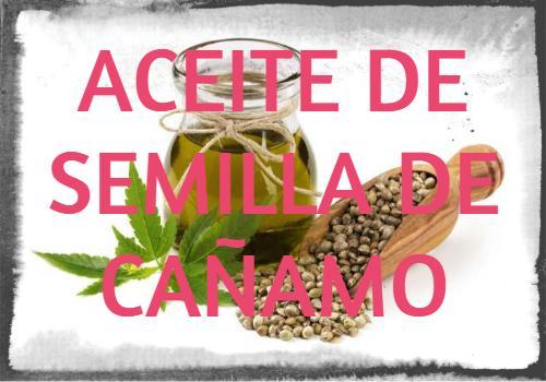 Aceite de semilla de cáñamo: Propiedades y usos de este aceite portador