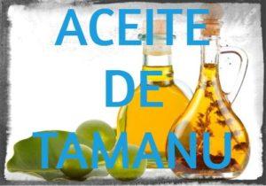 aceite de tamanu