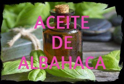 Aceite Esencial de ALBAHACA: Útil para el resfriado y la gripe