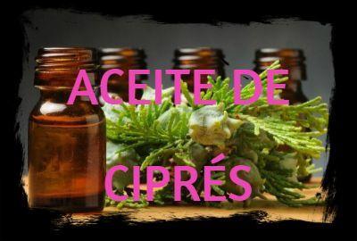 Aceite Esencial de CIPRÉS: Perfecto para las varices y hemorroides