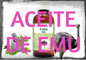 aceite de emu