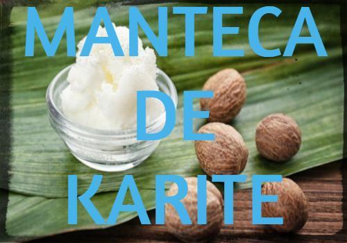 manteca de karité