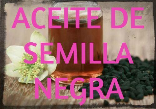Aceite de Comino Negro o Semilla Negra: Propiedades y usos