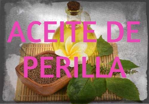 Aceite de Perilla: Propiedades, usos y beneficios