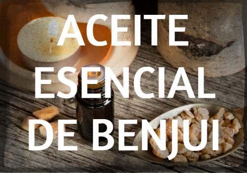 aceite esencial de benjui
